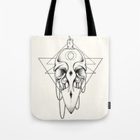 The Mystic #2 Tote Bag