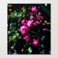 Rose Garden - Free Shipp… Canvas Print