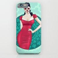 SkullGal iPhone 6 Slim Case