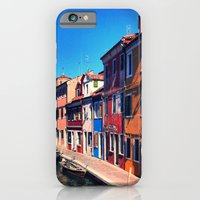 iPhone & iPod Case featuring Burano by Anna Andretta