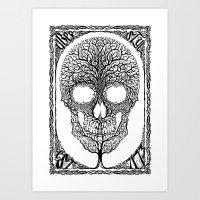 Anthropomorph II Art Print