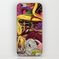 Ordered chaos // still life iPhone & iPod Skin