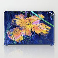 Summer Sky is touching Water Ground iPad Case