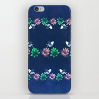 Pattern3 iPhone & iPod Skin
