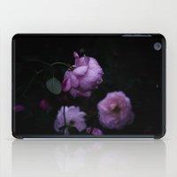 Melancholy rose 04 iPad Case