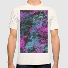 Abstract 31 Mens Fitted Tee Natural SMALL