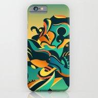 Tiko Sunrise - Mama Bird iPhone 6 Slim Case