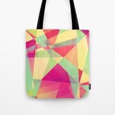 Summer Abstract Tote Bag