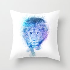 Lion Throw Pillow