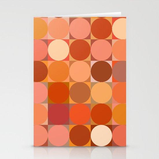 Arancione Stationery Card