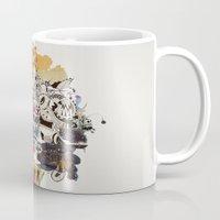 Drawing Collage #03 Mug