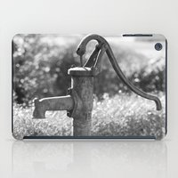Water pump iPad Case