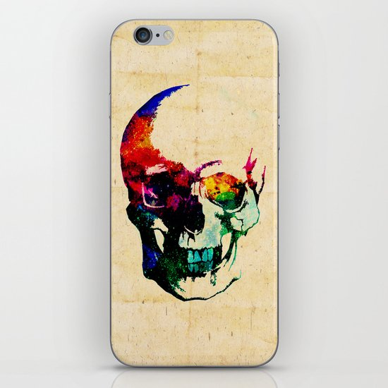 I live inside your face iPhone & iPod Skin