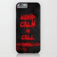 Keep Calm And Call Daryl… iPhone 6 Slim Case