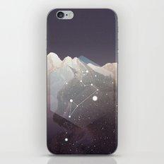 Cosmic Cat iPhone & iPod Skin