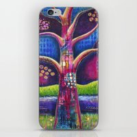Forever And A Day iPhone & iPod Skin