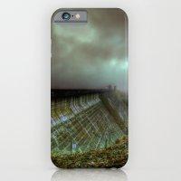 iPhone & iPod Case featuring Mansfield Fog by Flashbax Twenty Three