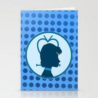 Sailor Mercury Stationery Cards