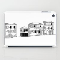 Traditional Settlement iPad Case