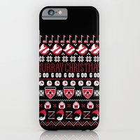 iPhone & iPod Case featuring Murray Christmas Sweater by Derek Eads