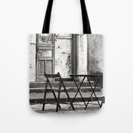 Just Two Chairs - Catani… Tote Bag