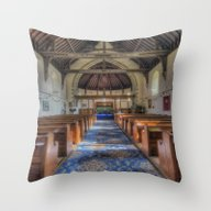 Throw Pillow featuring It Is Well With My Soul by Ian Mitchell
