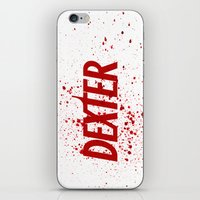 Dexter#01 iPhone & iPod Skin