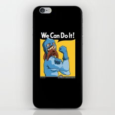 Protect the Valley iPhone & iPod Skin