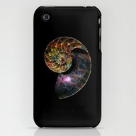 Fossilized Nautilus Shel… iPhone (3g, 3gs) Slim Case