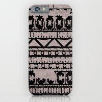 Aztec 4# iPhone 6 Slim Case