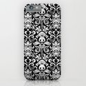 pandamask iPhone & iPod Case