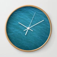 Heart Of The Ocean Wall Clock