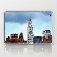 Chrysler Building Laptop & iPad Skin