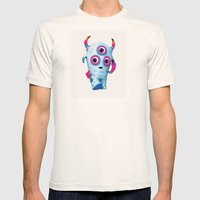 Pixy Wonderland Mens Fitted Tee Natural SMALL