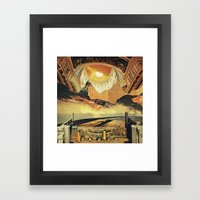 Monochromatic Vision...  Framed Art Print