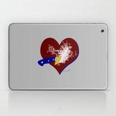 Freeing Butterflies Laptop & iPad Skin
