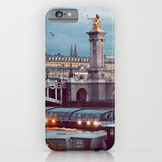 Paris lights. Slim Case iPhone 6s