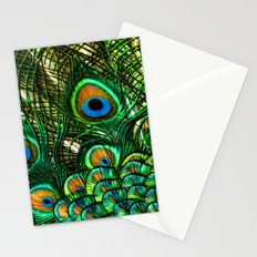 Eye of the Peacock Stationery Cards