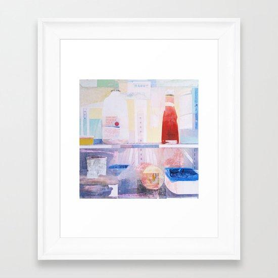 Starving Artist (J.P) Framed Art Print