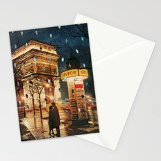 Rain Cant Touch Us Stationery Cards