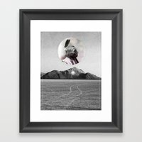 Noº4 Framed Art Print
