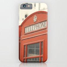 Telephone - London Photography Slim Case iPhone 6s