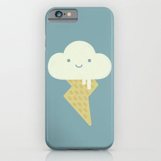 Stormy and Sweet iPhone & iPod Case