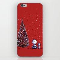 Merry Christmas Charlie … iPhone & iPod Skin