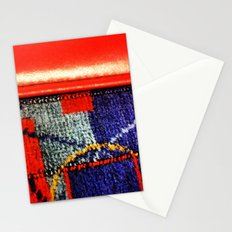 Have a seat on the Bakerloo line Stationery Cards