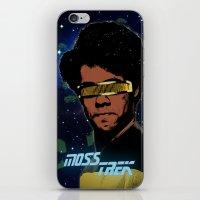 Moss Trek iPhone & iPod Skin