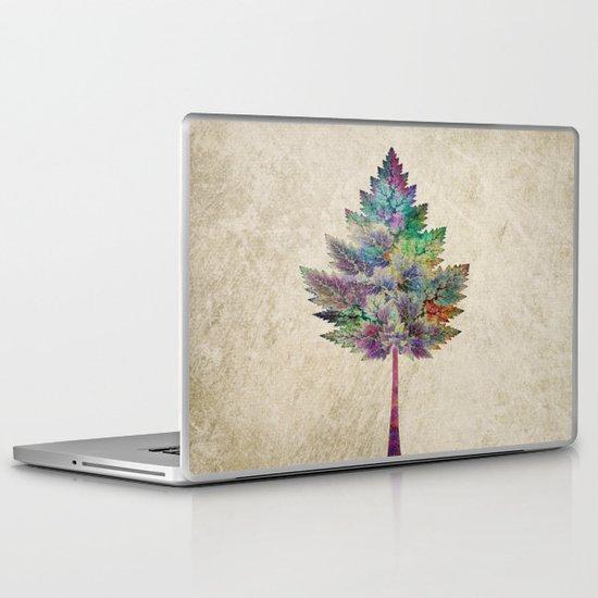 Like a Tree 2. version Laptop & iPad Skin