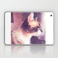 Cat Nick Laptop & iPad Skin