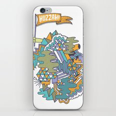 Huzzah! iPhone & iPod Skin