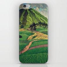 Crossing people's land in Iksey iPhone & iPod Skin